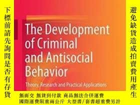 二手書博民逛書店The罕見Development Of Criminal And