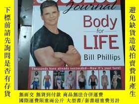 二手書博民逛書店SUCCESS罕見Body for LIFE 活頁 內有字跡Y3