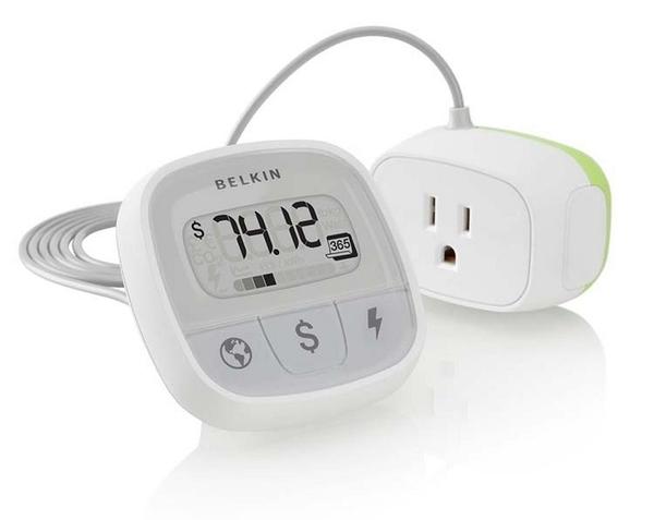 ::bonJOIE:: 美國貝爾金 Belkin Conserve Insight Energy-Use Monitor 即時電力計費管理器 監測器 電費計 電力計