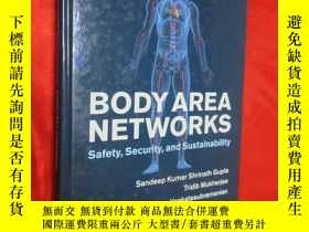二手書博民逛書店Body罕見Area Networks: Safety, Sec