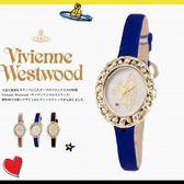 【人文行旅】Vivienne Westwood   VV005CMBL 英國時尚精品腕錶