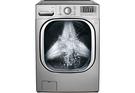 免運費 6 Motion DD直驅變頻 蒸氣滾筒洗衣機 典雅銀 / 19公斤洗衣容量, 9公斤烘衣容量 WD-S19TVD