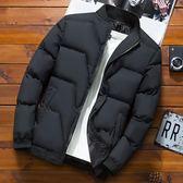秋冬季厚外套棉衣男士日韓棉襖短款棉服加厚面包服潮男裝 優樂居