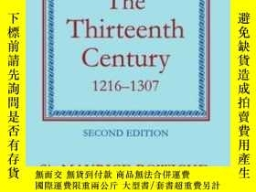 二手書博民逛書店4:罕見The Thirteenth Century, 1216