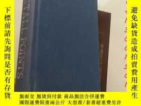 二手書博民逛書店Stall罕見Points【16開精裝 英文原版】Y16472