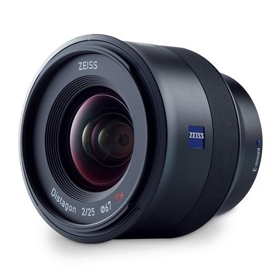 6期零利率 Carl Zeiss 卡爾蔡司 Batis 2/25 25mm F2   For E-mount 公司貨