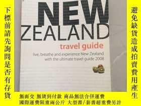 二手書博民逛書店NEW罕見NEALAND travel guide(新尼蘭島旅遊指南)Y461061 看圖 看圖
