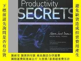 二手書博民逛書店Personal罕見Productivity Secrets: Do What You Never Thought