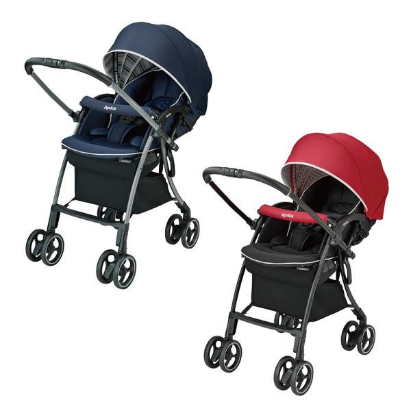 Aprica LUXUNA Cushion 四輪自動定位嬰兒車(兩款可選)