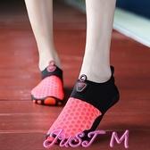 瑜伽鞋運動鞋女健身房專用室內瑜伽鞋跑步機鞋跳繩防滑女深蹲訓練襪子鞋 JUST M