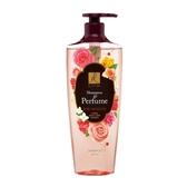 Elastine花漾莓果奢華香水洗髮精600ml-輕盈蓬鬆款