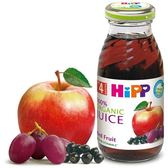 Hipp 喜寶 -有 機綜合紅寶多果汁200ml 6罐 510元