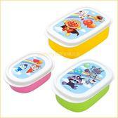 asdfkitty可愛家☆日本LEC麵包超人拿氣球3入便當盒/保鮮盒/水果盒-可微波-日本製