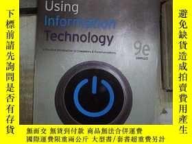 二手書博民逛書店Using罕見Information Technology 利用信息技術 (01)Y180897 不祥 不祥