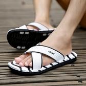 夏季室內情侶防滑時尚潮拖外穿