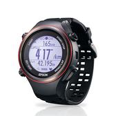 EPSON 愛普生 RUNSENSE SF-850B 心率路跑教練 動力黑雙心率感測器  運動手錶