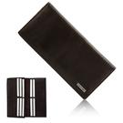 Calvin Klein荔枝紋皮革RFID防盜長夾禮盒(咖啡色)103025-1