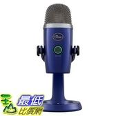 [8美國直購] 美國 BLUE YETI NANO 藍色 小雪怪 USB 麥克風 傳奇音質