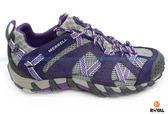 MERRELL 新竹皇家 WATERPRO MAIPO 紫/灰 快乾排水 水陸兩棲 運動鞋 女款 NO.I6565
