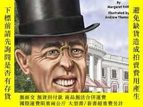 二手書博民逛書店Who罕見Was Woodrow Wilson?Y449926 Margaret、Andrew、Nancy H
