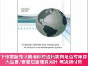 二手書博民逛書店Financial罕見Markets And Institutions: With S&p Card And Et