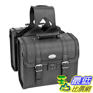 [103美國直購] 拉鍊關閉編織鞍囊  Zip-Off Braided Saddlebags $7721