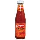 可果美 蕃茄醬 玻璃罐 340g【康鄰超...
