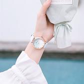 法國小 手錶少女孩ins風中學生清新可愛防水韓版氣質簡約