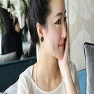 無耳洞耳環一對 韓系花卉珍珠耳夾 共兩色...