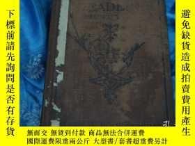 二手書博民逛書店BROOKSS罕見READERS(插圖本) 精裝館藏 1906年