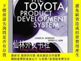 二手書博民逛書店【罕見】The Toyota Product Developme