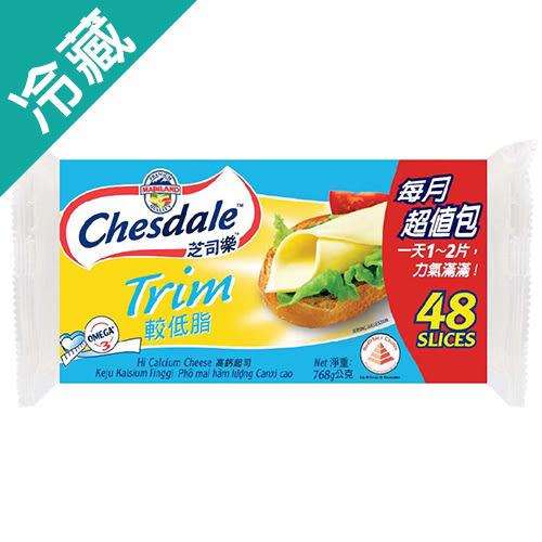芝司樂高鈣起司-低脂768g【愛買冷藏】