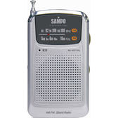 聲寶收音機AK-W910AL【愛買】