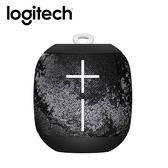 【Logitech 羅技】UE Wonderboom 防水無線藍牙喇叭 Freestyle 系列-水泥叢林【買就送★透明文件袋】