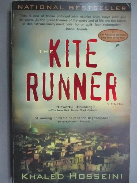 【書寶二手書T6/原文小說_IMO】The Kite Runner 追風箏的孩子_精平裝: 平裝本