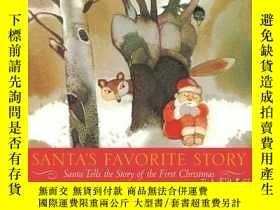 二手書博民逛書店Santa s罕見Favorite StoryY362136 Hisako Aoki Hisak... Sim