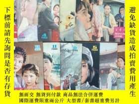 二手書博民逛書店罕見1980年電影故事(1--12期)Y278007 《電影故事