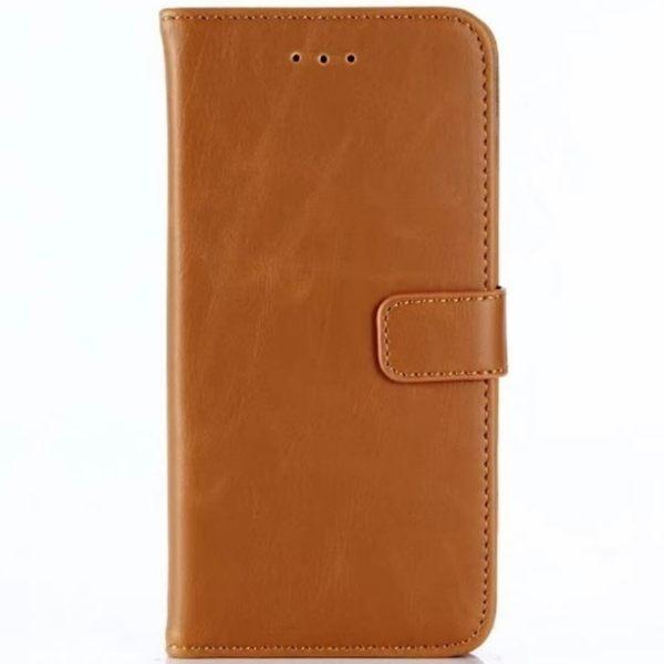 蘋果 XR XS Max IphoneX I8 I7 I6S 瘋馬紋 復古皮套 手機皮套 支架 磁扣 插卡 內硬殼