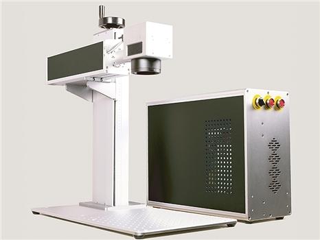 FLUX ProMark 雷射打標機/ 20W 型號 FX0018 適用於各類金屬材質、烤漆、工程塑膠與印刷油墨等工業材料