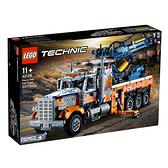 LEGO樂高 Technic系列 重型拖吊車_LG42128
