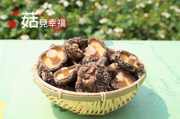 新社香菇 (中菇-300g) x 2包 全館免運 [菇見幸福]