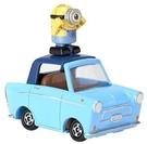 TOMICAT 騎乘系列 R03 小小兵 TM88733多美小汽車
