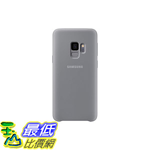 [8美國直購] 手機保護殼 Official OEM Samsung Galaxy S9 Silicone Protective Cover (Gray)