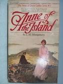 【書寶二手書T3/原文小說_MCG】Anne of the Island_L.M.Montgomery