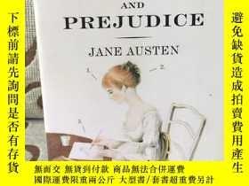 二手書博民逛書店The罕見Annotated Pride and Prejudice - by Jane Austen - 簡 奧