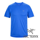 Arc'teryx 加拿大 始祖鳥 男 Cormac快乾 短袖圓領衫『參宿藍』L06860 吸濕排汗透氣T-shirt