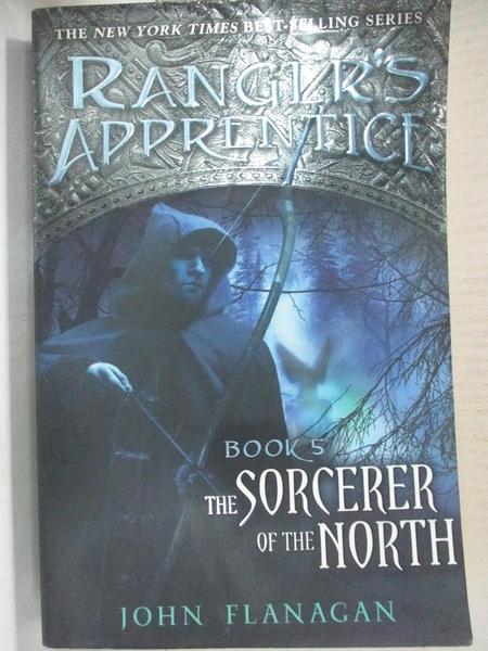 【書寶二手書T3/一般小說_C7E】The Sorcerer of the North_Flanagan, John