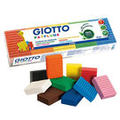 【奇買親子購物網】義大利 GIOTTO 蔬菜黏土隨行包50g(10色)