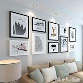 客廳裝飾畫沙發背景墻掛畫北歐壁畫現代簡約餐廳過道大氣墻畫油畫 潔思米 IGO