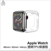 Hoco Apple watch 4 5 40 42 44mm 超透保護套 透明保護殼 超薄 iwatch殼
